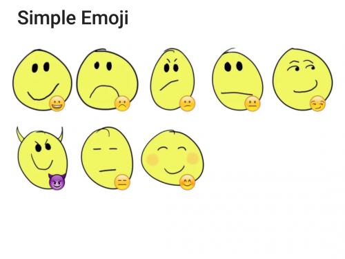 Simple Emoji Pack